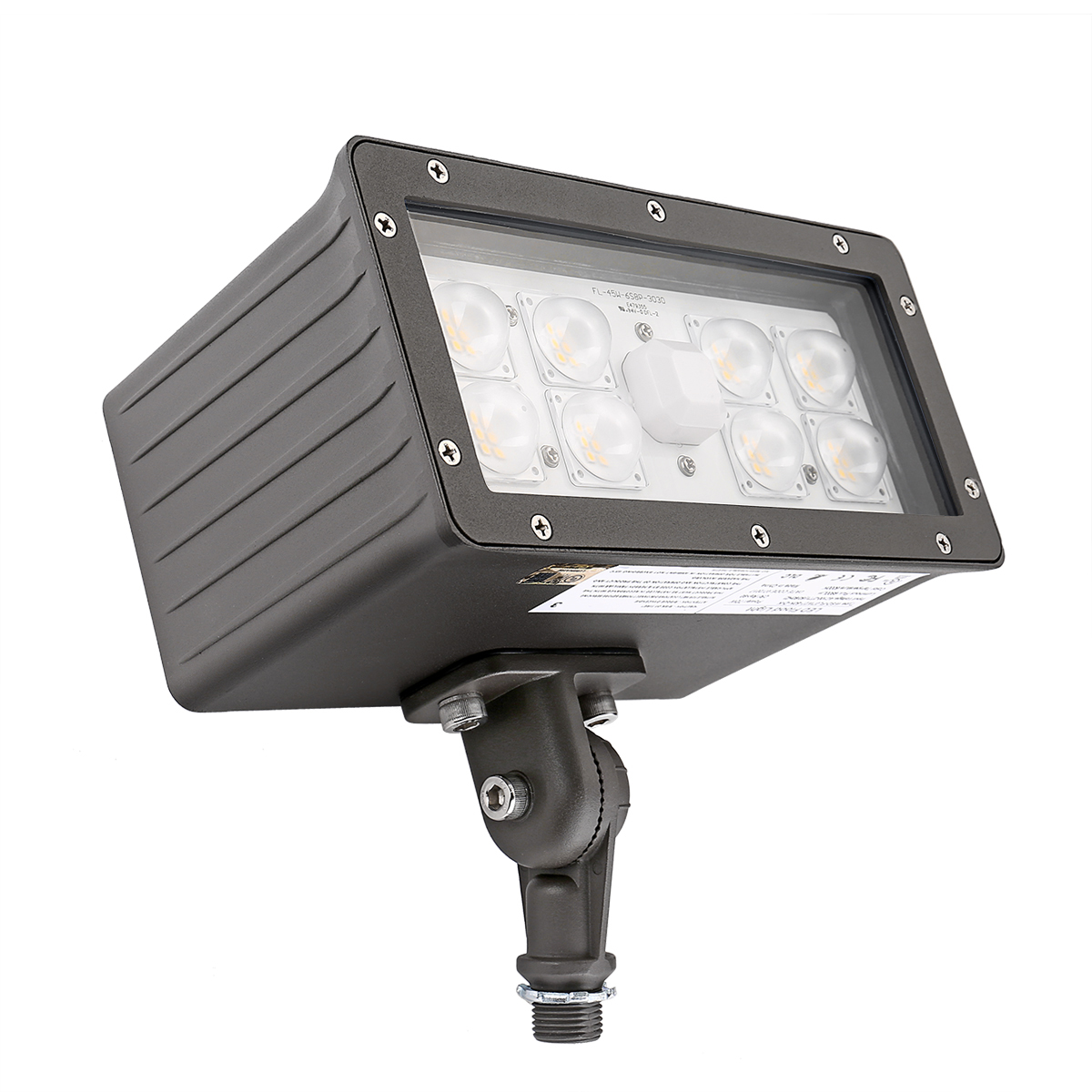 45w Daylight White Outdoor Led Flood Light 4950lm 70w Mh Bulbs Equiv