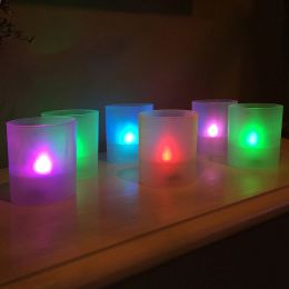 Votive Cups - Changing Color