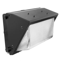 80W LED Wall Pack, Super Bright 8400lm, 250W HPS Bulb Equivalent, Waterproof, 5000K Daylight White, LED Garage Lighting