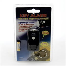 11175 Key Chain Alarm With Light
