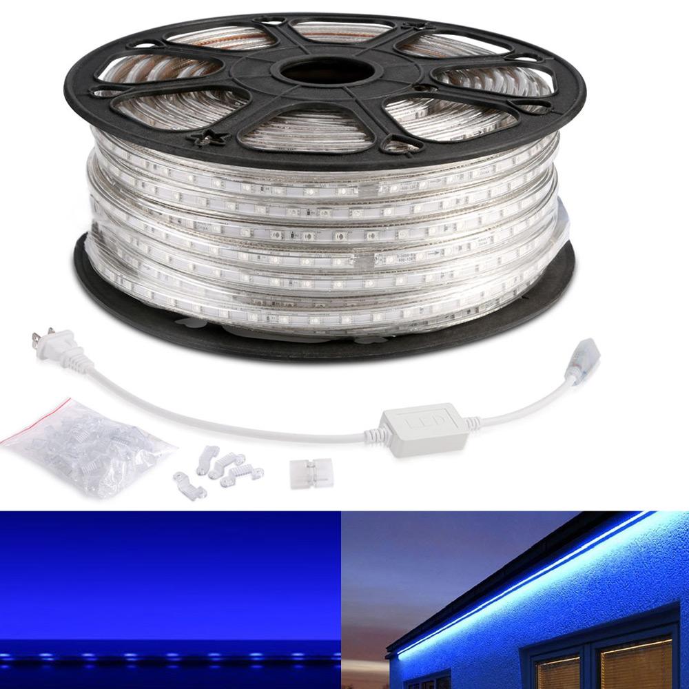 110 120 V Ac Flexible Led Strip Light